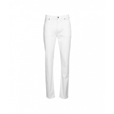 Jeans Slimmy Tapered bianco