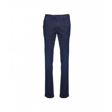 Jeans Luis Slim blu