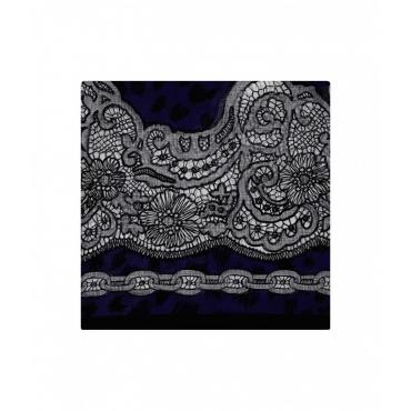 Foulard blu scuro