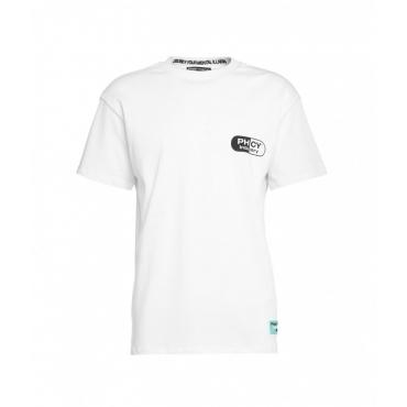 T-shirt con stampa bianco