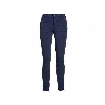 Pantalone Frida blu scuro