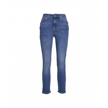 Jeans Sktrue Super High blu