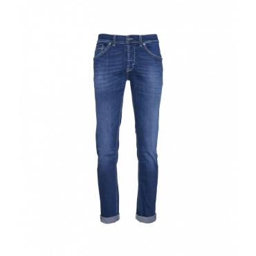 Jeans George blu scuro