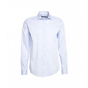 Camicia azzurro