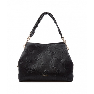 Shoulder bag Esal nero