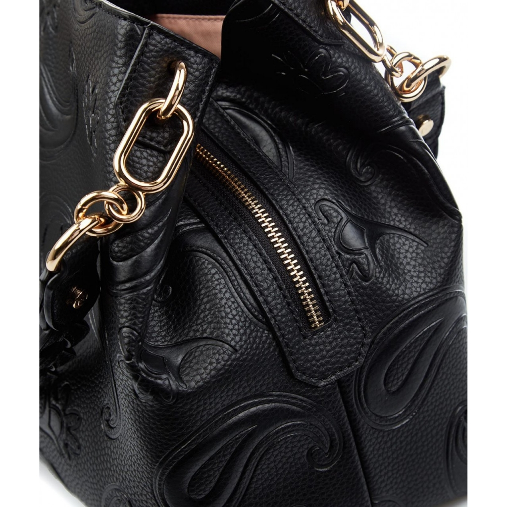 Shoulder bag Esal nero