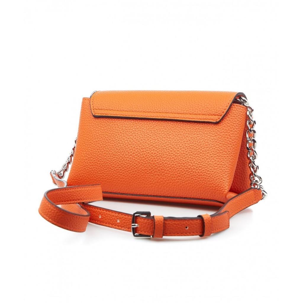 Borsa a tracolla Uptown chic mini arancione