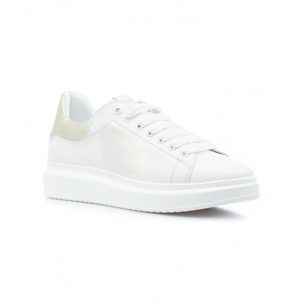 Sneaker Cuore bianco