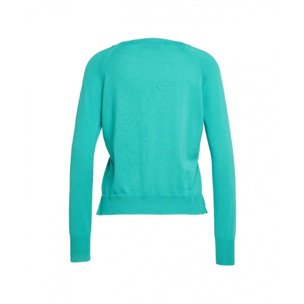 Maglione leggero verde