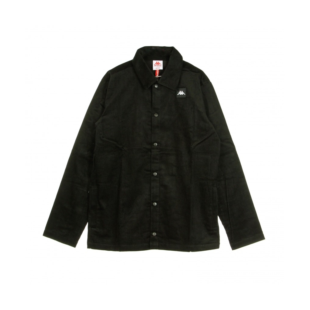 CAMICIA MANICA LUNGA AUTHENTIC JPN DESSI BLACK/WHITE ANTIQUE/BLACK