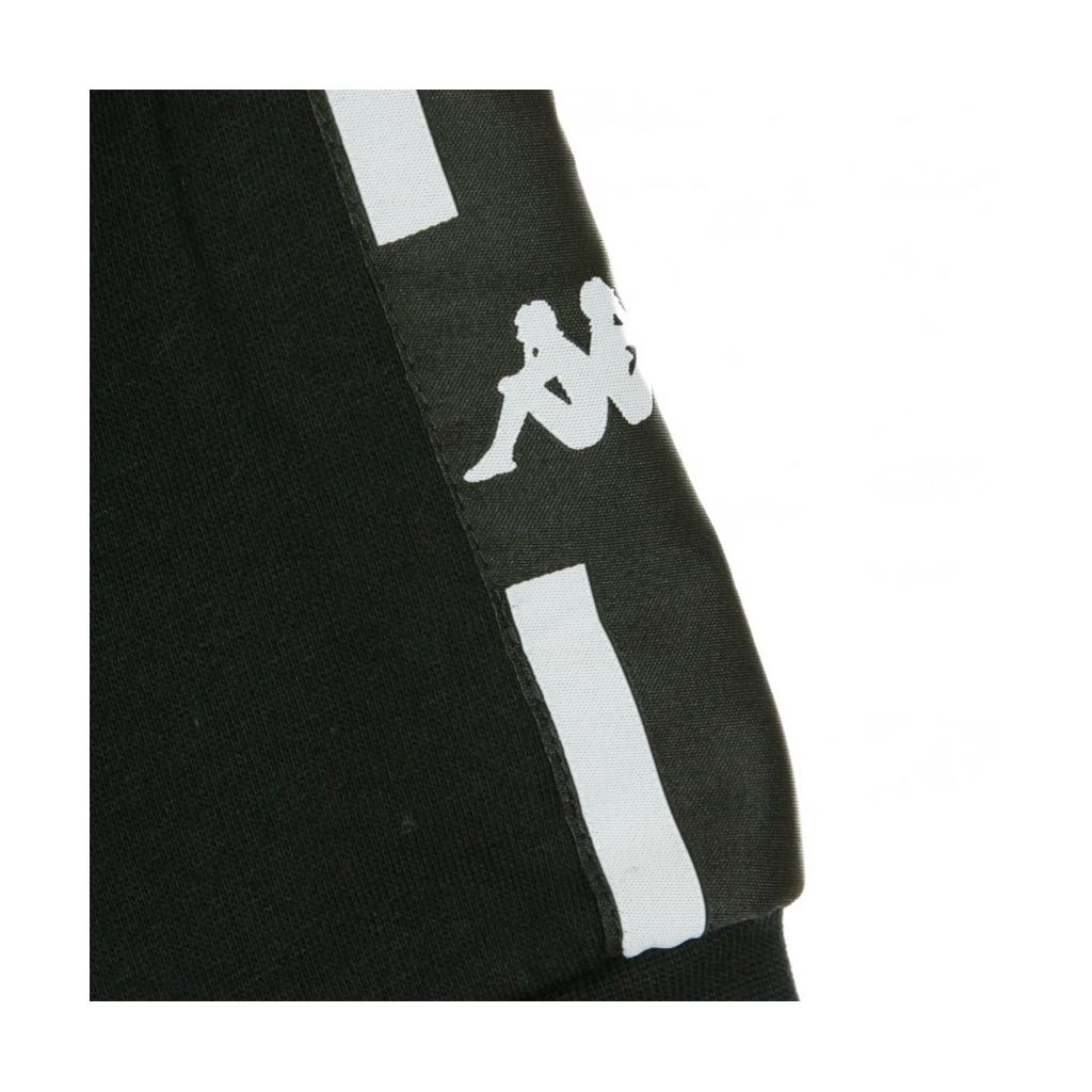 FELPA CAPPUCCIO AUTHENTIC LA DAWAZ BLACK/BLACK/BLACK