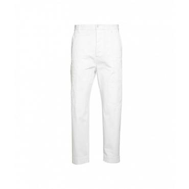 Brad Fit Pants bianco