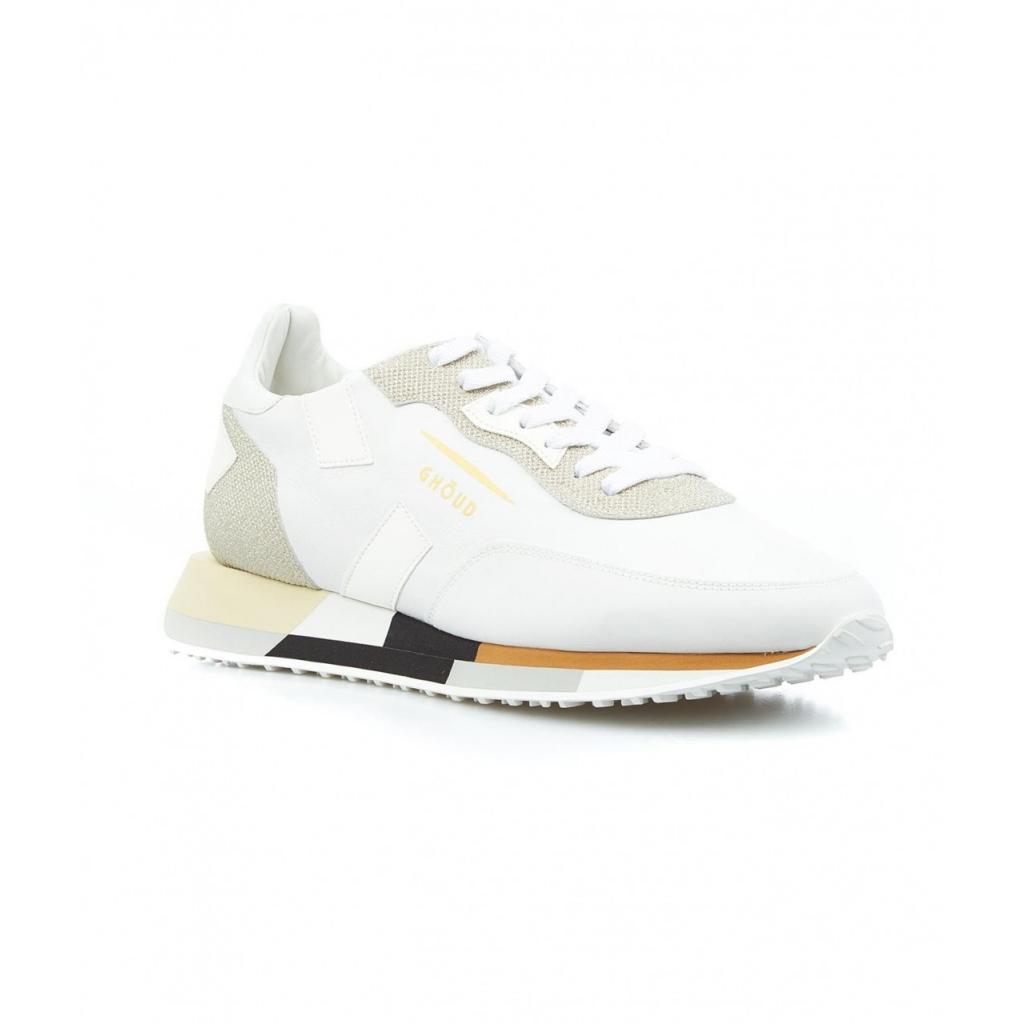 Sneaker Rush low bianco