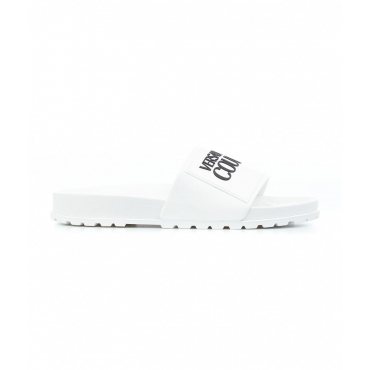 Slides con logo bianco