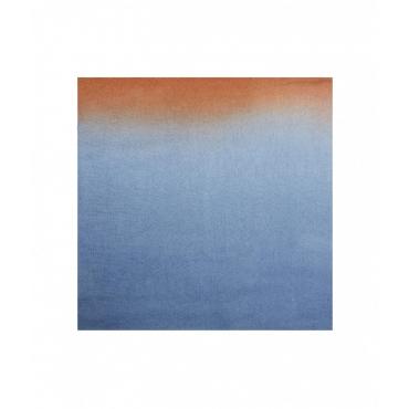 Sciarpa in Dip Dye Tibetan blu