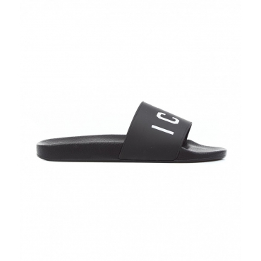 Slides Be Icon nero
