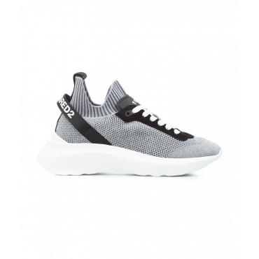 Lace-Up Low Top Sneakers Speedster grigio