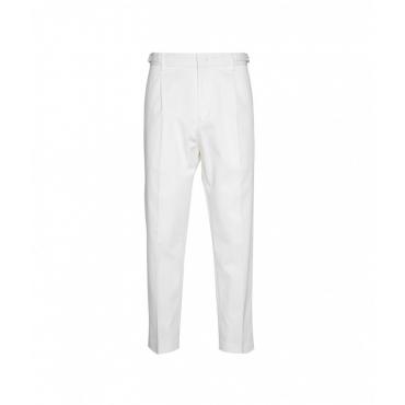 Pantalone chino panna