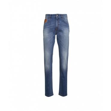 Jeans Petrus blu