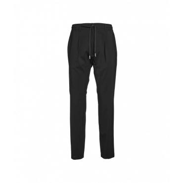 Pantalone casual nero