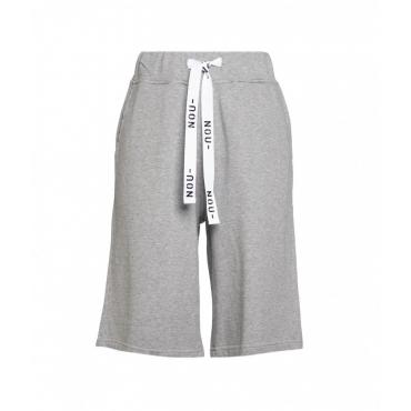 Jogger Shorts grigio