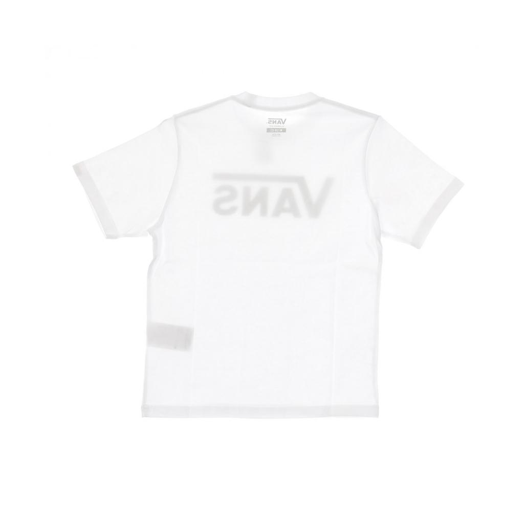 MAGLIETTA CLASSIC BOYS WHITE/BLACK