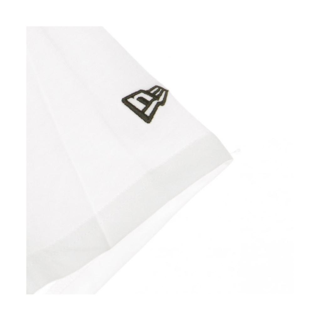 MAGLIETTA TEAM LOGO TEE CLEBRO WHITE/ORIGINAL TEAM COLORS