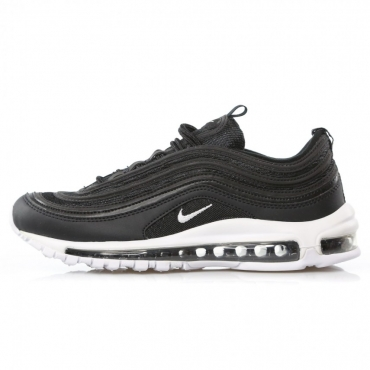 SCARPA BASSA AIR MAX 97 BLACK/WHITE