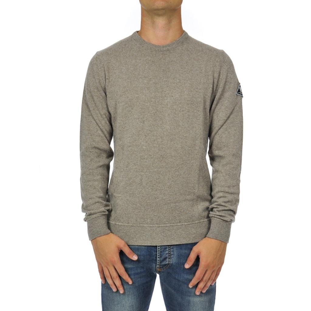 Turtledove crew neck sweater