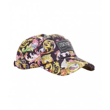 Baseball cap multicolore