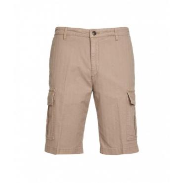 Bermuda shorts tortora