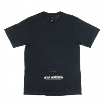 MAGLIETTA TAKING CONTROL TEE FRENCH NAVY