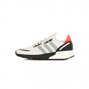 SCARPA BASSA ZX 1K BOOST CRYSTAL WHITE/SILVER METALLIC/CORE BLACK