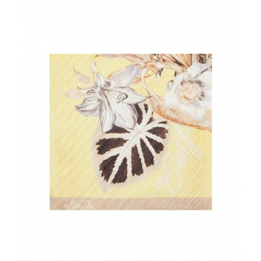 Foulard Tropica giallo