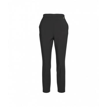 Pantalone doppio crpe nero