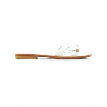 Flat sandals Sierra bianco