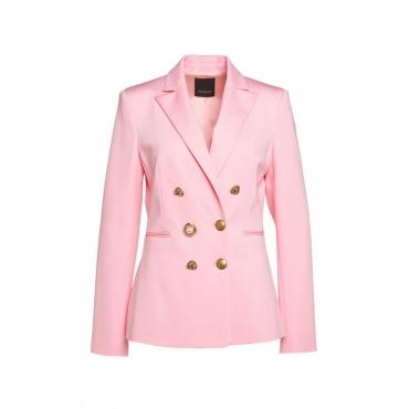 Blazer doppiopetto Alexia pink