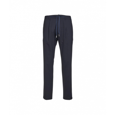 Pantaloni Dam blu scuro