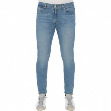 Jeans Levis Uomo 512 Slim Taper Pellican Roast L 32 0588 PELLICAN