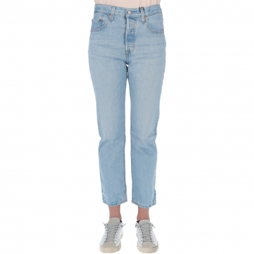 Jeans Levis Donna 50 Crop Luxor Ra L28 0124 LUXOR RA
