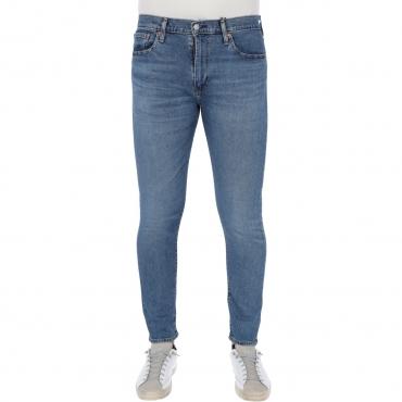 Jeans Levis Uomo 512 Slim Taper L32 Corfu Spanish 0749 CORFU SPAIN