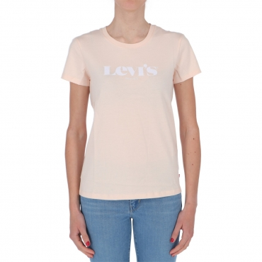 T-shirt Levis Donna Batwin Classico 1277 PINK