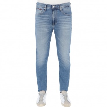 Jeans Tommy Hilfiger Jeans Uomo Rey Relaxed Stretch 1AB DALE LB