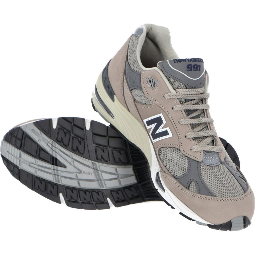 new balance uomo navy