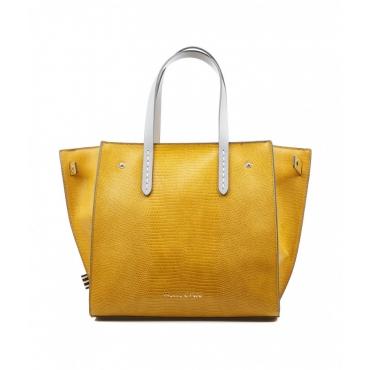 Borsa Felicia small giallo
