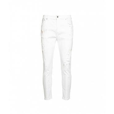 Jeans Alex bianco
