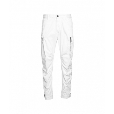 Cargo pants bianco
