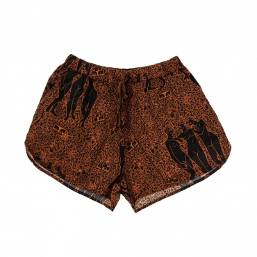 PANTALONCINO FREE BIRDS SHORT BLACK MULTI