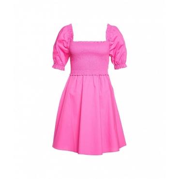 Abito blusa Summer Paisley pink