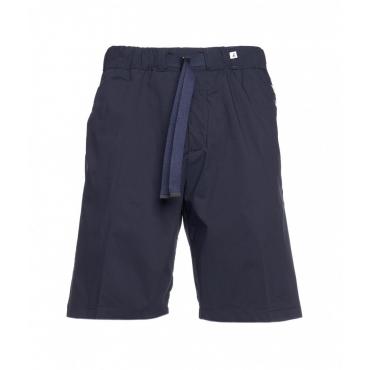 Shorts blu scuro